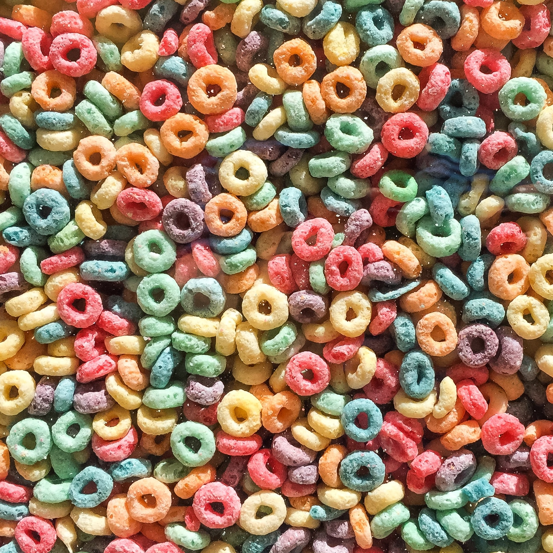 Why do all the flavours of Fruit Loops taste exactly the same?