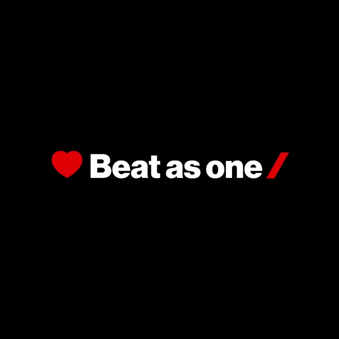 Beat as one