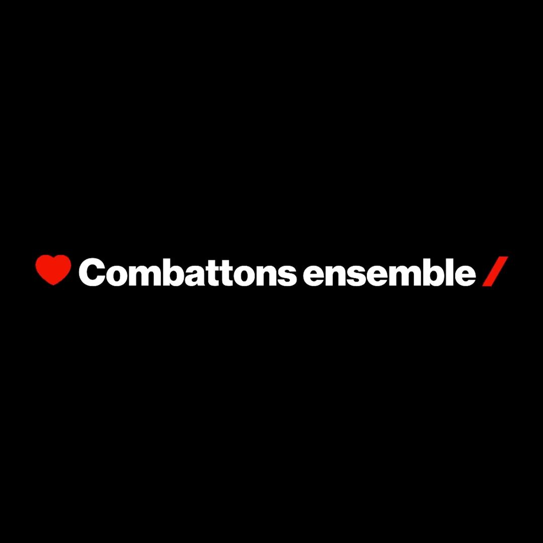 Combattons ensemble