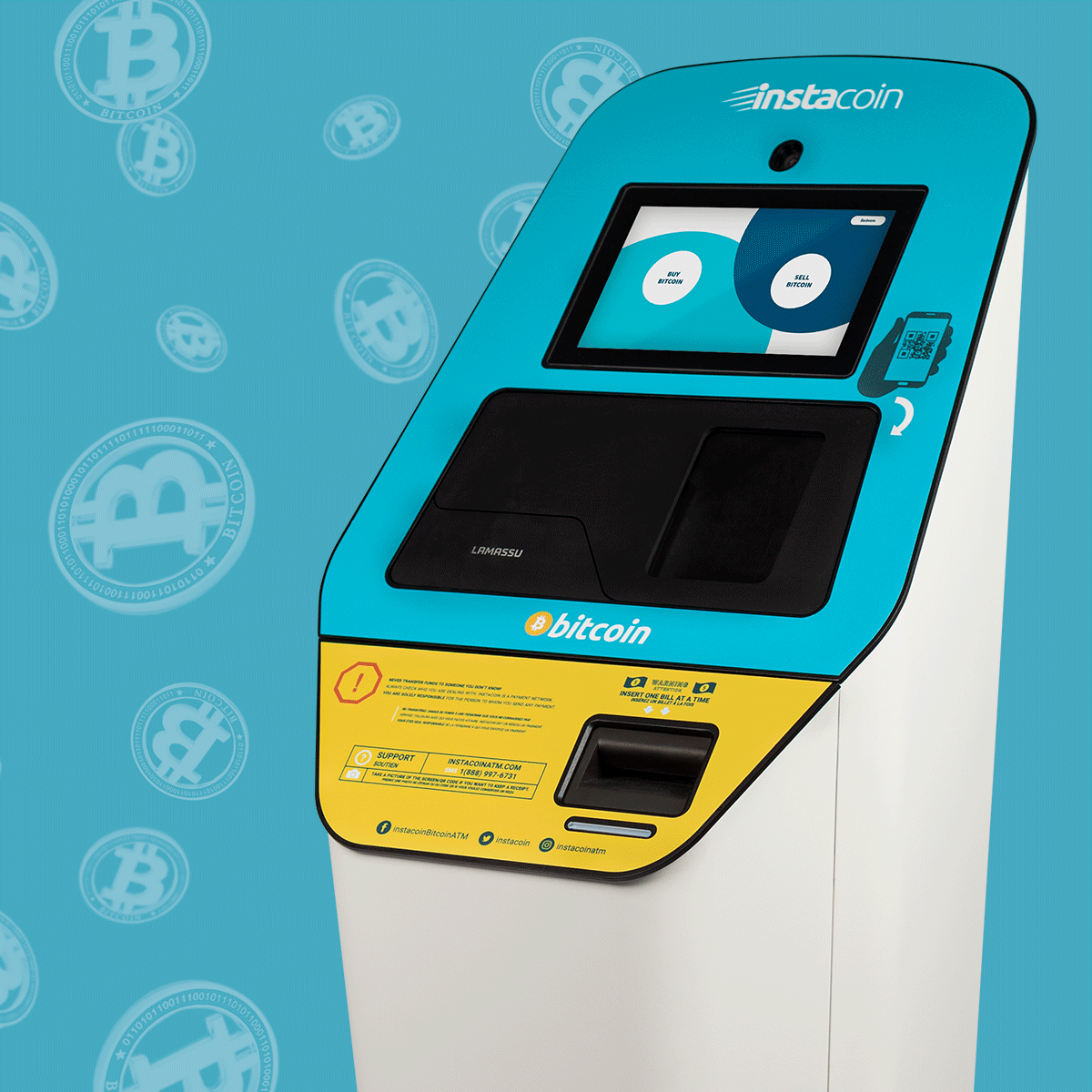 Instacoin ATM Inc has chosen Agence Rinaldi to helm its notoriety campaign